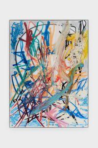 Blue Hen by Aaron Garber-Maikovska contemporary artwork painting