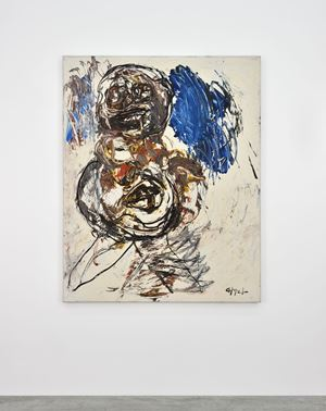 Nude (Nude Series) by Karel Appel contemporary artwork