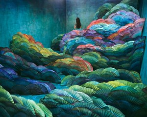 Nightscape by JeeYoung Lee contemporary artwork