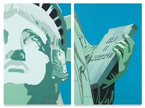 Liberty by Brian Alfred contemporary artwork