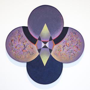 Centrovision 870 by Mahirwan Mamtani contemporary artwork