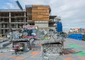 San Francisco, Above Mission Street II by Daniel Lee Postaer contemporary artwork