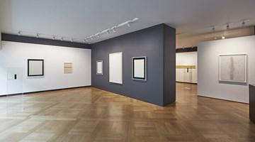 Contemporary art exhibition, Piero Manzoni, Achromes: Linea Infinita at Mazzoleni, London