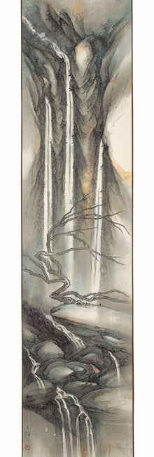 Voice of Stream by Chui Tze-Hung contemporary artwork