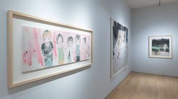 Contemporary art exhibition, Liu Qinghe, Treading Waves 踏浪 at Tang Contemporary Art, Hong Kong