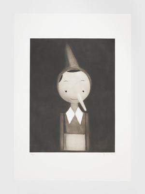 Pinocchio by Liu Ye contemporary artwork