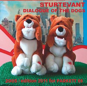 Dialogue of the Dogs, 2005/2011 (For Parkett 88) by Elaine Sturtevant contemporary artwork
