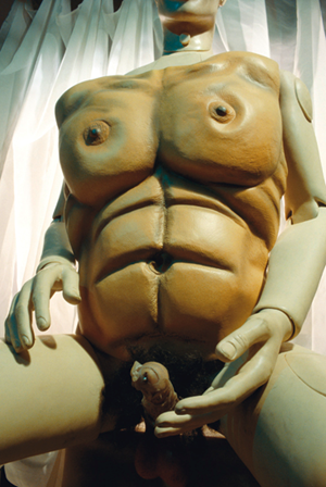 Untitled, #251, 1992 by Cindy Sherman contemporary artwork