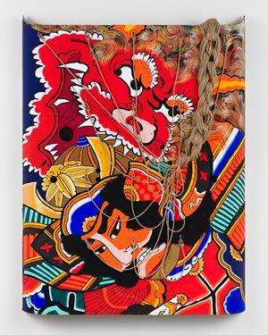 Raiko & Shuten Douji by Claire Healy and Sean Cordeiro contemporary artwork