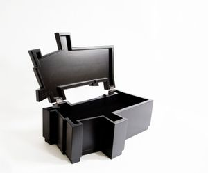 Campo Box (Santa Maria Nova) by Melissa McGill contemporary artwork sculpture