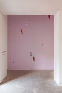 Seahorse by Nicolas Party contemporary artwork installation