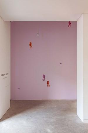 Seahorse by Nicolas Party contemporary artwork