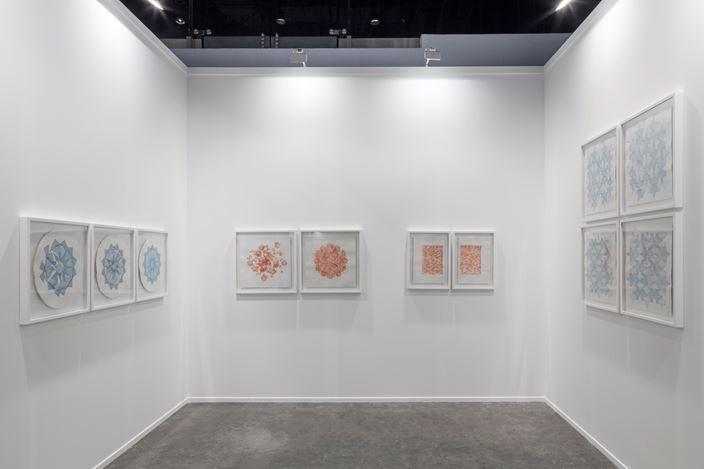 Sabrina Amrani Gallery, Art Dubai (15–18 May 2017). Courtesy Sabrina Amrani Gallery.