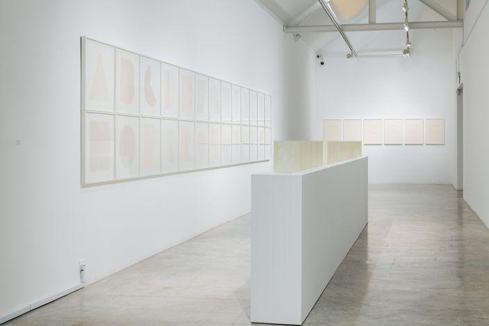 Exhibition view: Pae White, Friendship is Magic, STPI, Singapore (8 August–5 September 2021). Courtesy STPI.