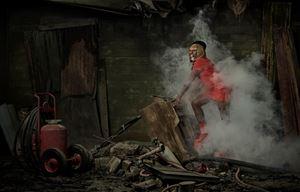 The Scream by Heather Straka contemporary artwork