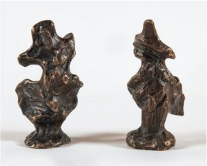Victoire de Samothrace, 2ème version, modèle A et B by Diego Giacometti contemporary artwork