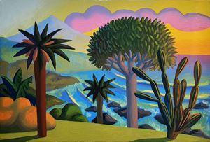 Punta del Hidalgo by Salvo contemporary artwork