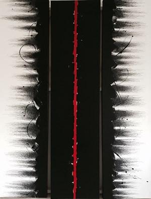 Untitled (triptych) by Golnaz Fathi contemporary artwork