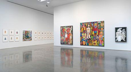 Exhibition view: Richard Prince, High Times, Gagosian, West 21st Street, New York (1 November–19 December 2018). Courtesy Gagosian.
