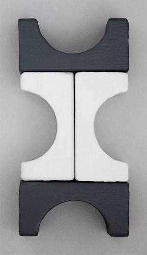 Block Sculpture XX by Gavin Hipkins contemporary artwork