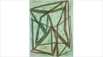 Contemporary art exhibition, Ildiko Kovacs, New Ground at Martin Browne Contemporary, Sydney