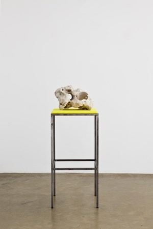 (Pierre percée) percée - Les Arques, Lot, juin by Jean-Luc Moulène contemporary artwork
