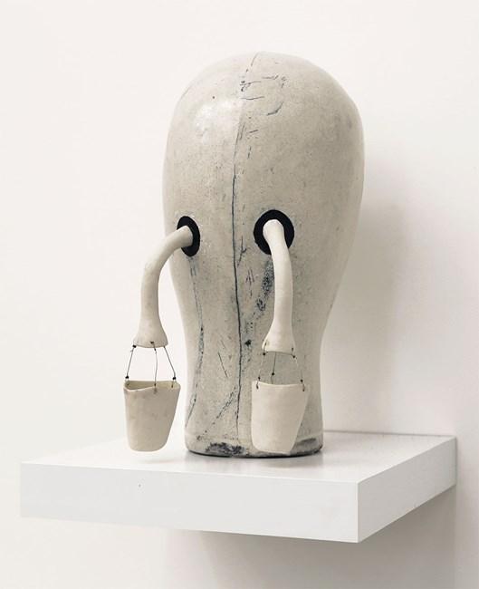 Headcase 13 by Julia Morison contemporary artwork