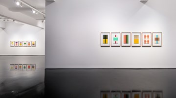 Contemporary art exhibition, Peter Atkins, The Passengers at Tolarno Galleries, Melbourne, Australia