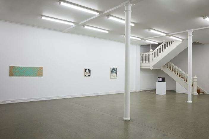 Exhibition view: Slippery Painting, Starkwhite, Auckland (1 September–3 October 2020). Courtesy Starkwhite.