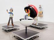 Simon Denny's 'Blockchain Future States' at Petzel Gallery, New York