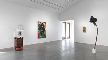 Contemporary art exhibition, Henry Taylor, Henry Taylor at Hauser & Wirth, Somerset