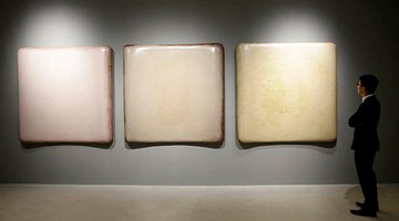 Contemporary art exhibition, Su Xiaobai, Painting and Being at Pearl Lam Galleries, Pedder Street, Hong Kong