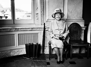 HM The Queen, Buckingham Palace, London, United Kingdom by Bryan Adams contemporary artwork