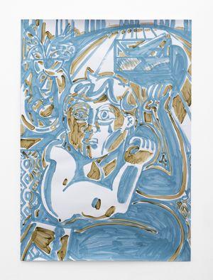 Strong Man 6 by Callan Grecia contemporary artwork