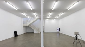 Contemporary art exhibition, Clinton Watkins, lowercase at Starkwhite, Auckland