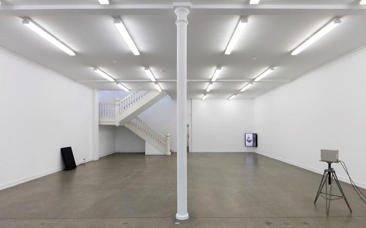 Exhibition view, Clinton Watkins, 'lowercase', 2016, Starkwhite, Auckland. Courtesy Starkwhite, Auckland.