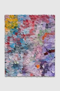gone, a remembrance by Dashiell Manley contemporary artwork painting, works on paper