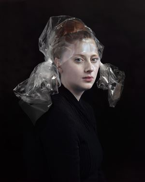 Cellophane by Hendrik Kerstens contemporary artwork