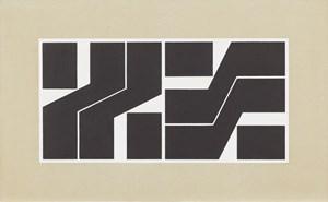 Metaesquema 229 by Hélio Oiticica contemporary artwork