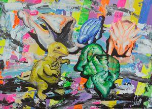 길에서 주운 것들 by Se-jun Lee contemporary artwork