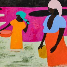 Cassi Namoda contemporary artist