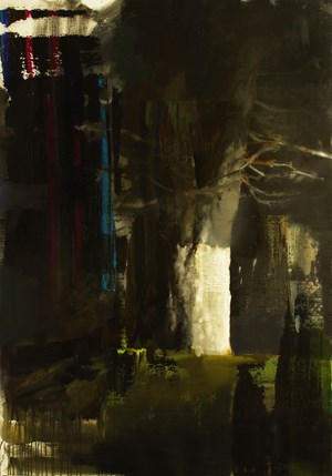 The End of Romanticism by Adrian Ghenie contemporary artwork