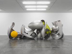 Dimension by Liu Wei contemporary artwork