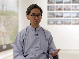 Johnson Tsong-zung Chang, Curator, Director of Hanart TZ Gallery