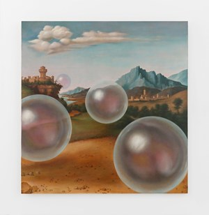 Studies into the Past by Laurent Grasso contemporary artwork