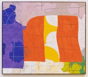 Blue Dream by Evan Nesbit contemporary artwork