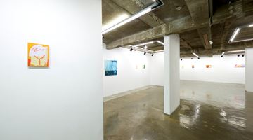 Contemporary art exhibition, Park Kyung Ryul, Studies On Painting at Baik Art, Seoul