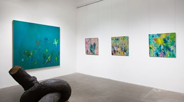 Contemporary art exhibition, Group Exhibition, Cai Jin in Hanart's Botanical Garden 植物公園內的蔡錦 at Hanart TZ Gallery, Hong Kong