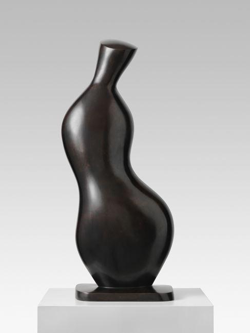 Torso-Amphore / Torse-amphore (Torso-Amphora) by Hans Arp contemporary artwork
