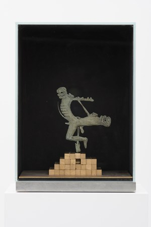 Anthropological Trophy by Mark Manders contemporary artwork